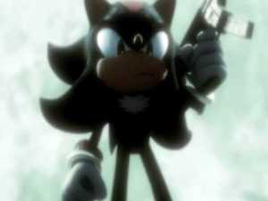 27+ Shadow The Hedgehog With Gun  Pics
