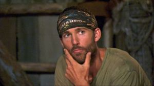 Colby Donaldson, during tribal council, during the thirteenth episode of SURVIVOR: HEROES VS. VILLAINS, Thursday, May 13 (8:00-9:00 PM, ET/PT) on the CBS Television Network. Photo: CBS ©2009 CBS Broadcasting Inc. All Rights Reserved. Screen Grab: Best Quality
