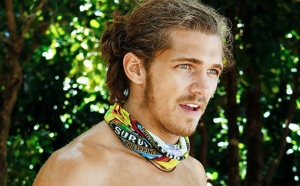 """""""Down and Dirty"""" - Malcolm Freberg of the Tandang Tribe during the sixth episode of Survivor: Philippines, Wednesday, October 24 (8:00-9:00 PM, ET/PT) on the CBS Television Network. #Survivor. Photo: Monty Brinton/CBS© 2012 CBS Broadcasting Inc. All Rights Reserved."""