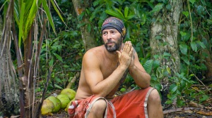 """Havoc to Wreak""  - Tony Vlachos during the eleventh episode of SURVIVOR, Wednesday, May 7 (8:00-9:00 PM, ET/PT) on the CBS Television Network. Photo: Screen Grab/CBS ©2014 CBS Broadcasting Inc. All Rights Reserved."